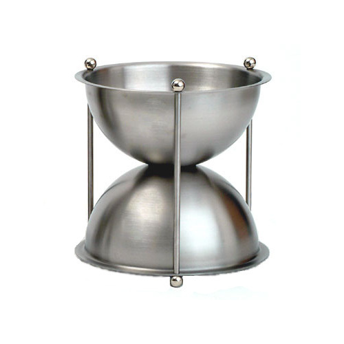 Oenocom Stainless Steel Spittoon - 4 Litre