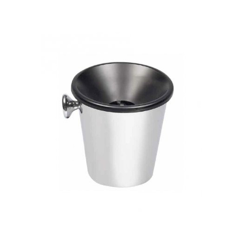 Vinus Spittoon - Mini Stainless Steel Spittoon with Acrylic Lid
