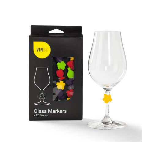 Vinus Glass Markers