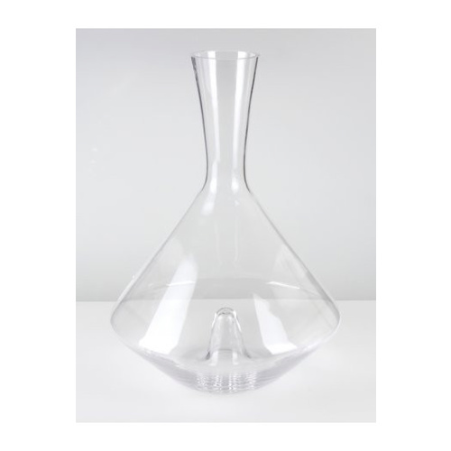 Vinus Crystal Prism Decanter