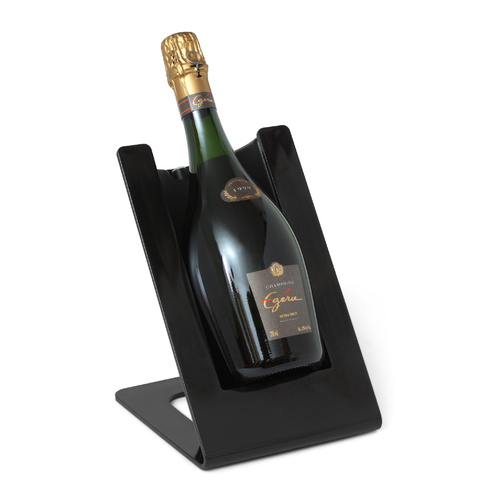Vinus Contatto Bottle Holder Cooler - Black