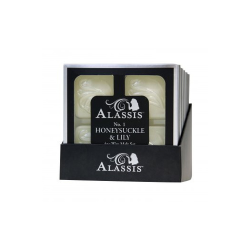 Alassis No. 1 Honeysuckle & Lily Wax Melts