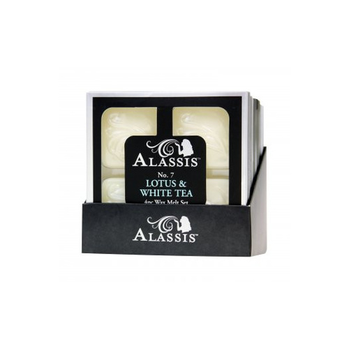 Alassis No. 7 Lotus & White Tea Wax Melts