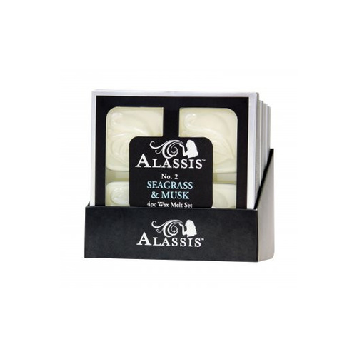 Alassis No. 2 Seagrass & Musk Wax Melts