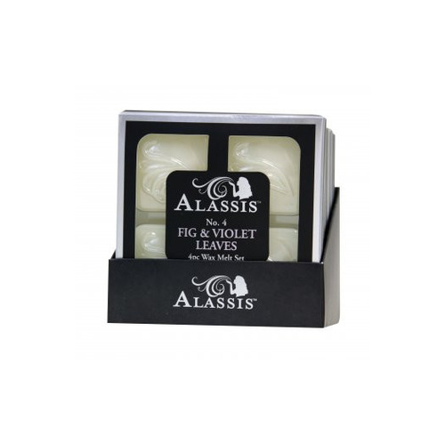 Alassis No. 4 Fig and Violet Wax Melts