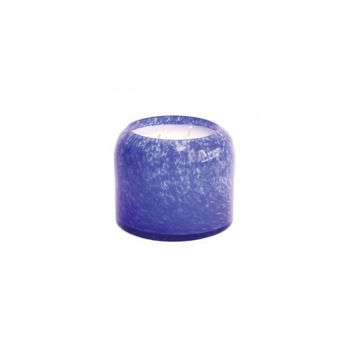 Alassis X-Large No.10 Cobalt Water & Driftwood Triple Wick Round Candle