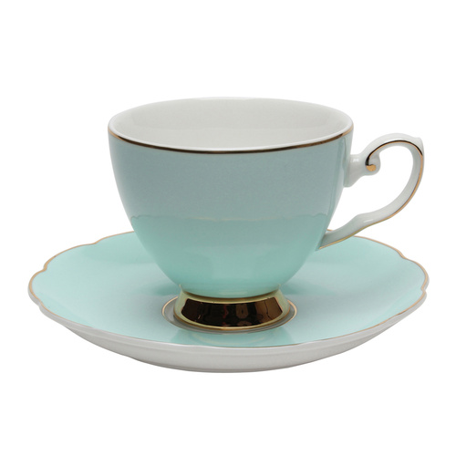 Bombay Duck Miss Evelyn Cup & Saucer Mint