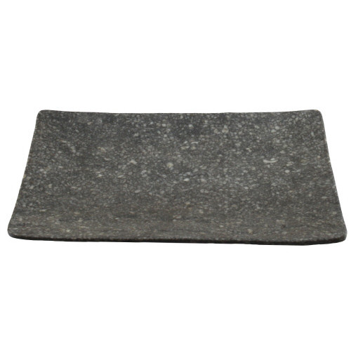 Bella Tavolo Grey Marble Rectangle 24x34.5cm Melamine