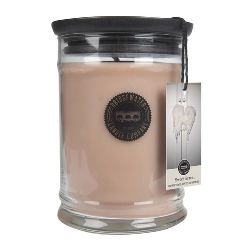 Bridgewater Large Jar Candle Sweet Grace
