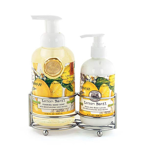 MDW Handcare Caddy - Lemon Basil