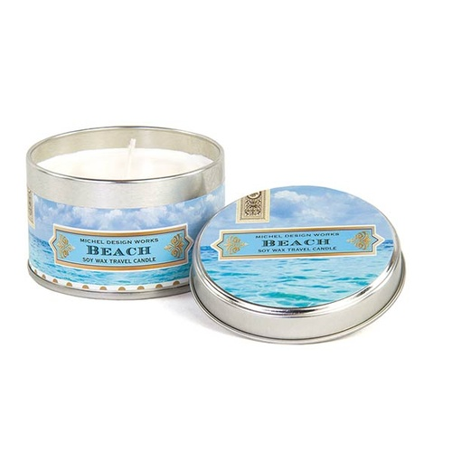MDW Travel Candle - Beach