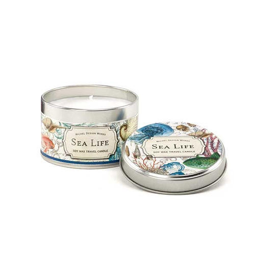 MDW Travel Candle - Sea Life