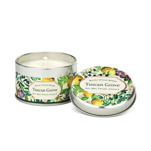 MDW Travel Candle - Tuscan Grove