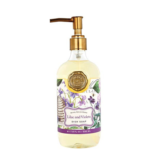 MDW Dishwashing Liquid - Lilac and Violets