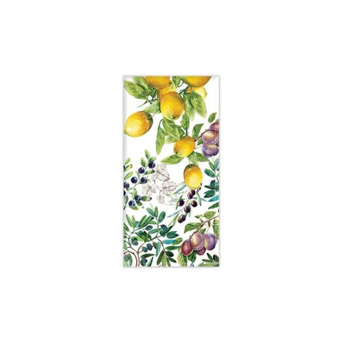 MDW Fabric Napkins Set of 4 - Tuscan Grove