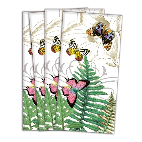 MDW Fabric Napkins Set of 4 - Papillon