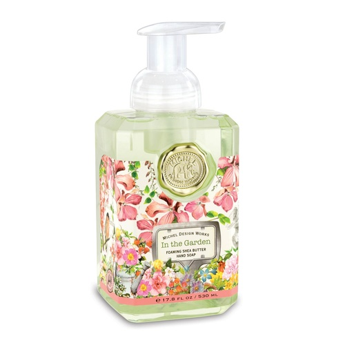 MDW Foaming Hand Soap - In the Garden
