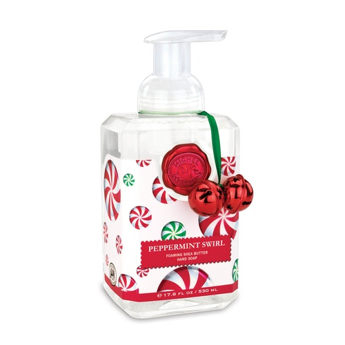 MDW Foaming Hand Soap - Peppermint Swirl