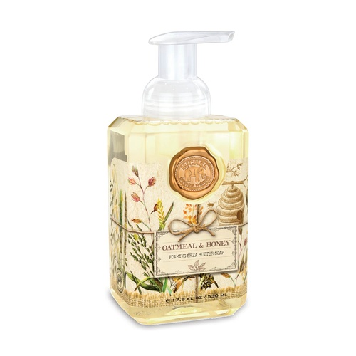MDW Foaming Hand Soap - Oatmeal & Honey