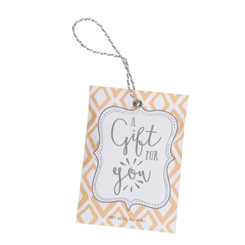 Fresh Scents -  Gift Tag Gift For You