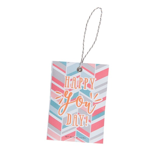 Fresh Scents - Gift Tag Happy You Day
