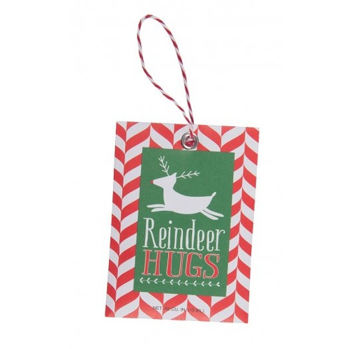 Fresh Scents - Gift Tag Reindeer Hugs
