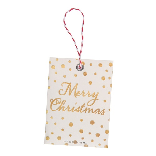 Fresh Scents - Gift Tag Merry Christmas