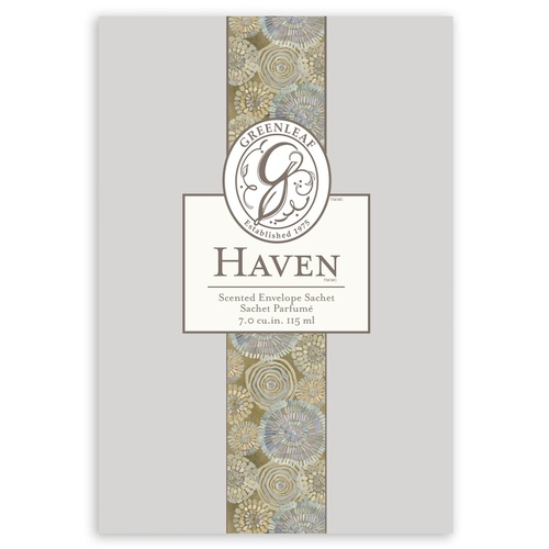 Greenleaf Haven Large Sachet