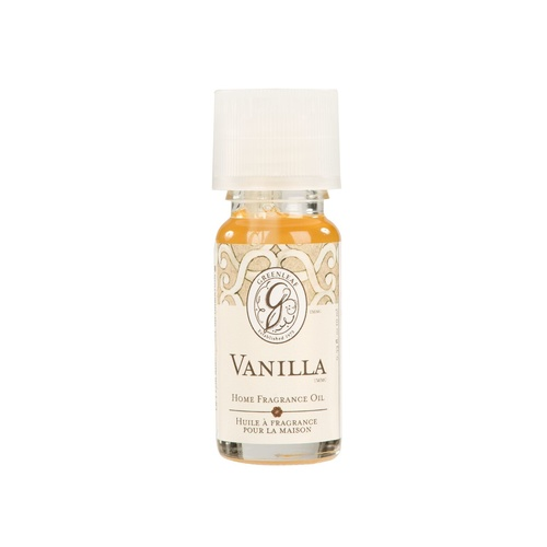 GL Vanilla Home Fragrance Oil - Greenleaf Vanilla Home Fragrance Oil 10ml