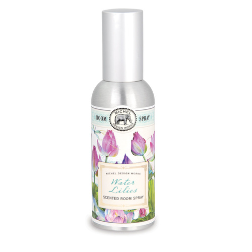 Michel Design Works Home Fragrance Spray - Water Lilies