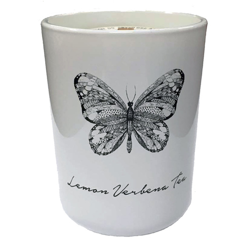Ivy & Quinn Candle - Lemon Verbena Tea