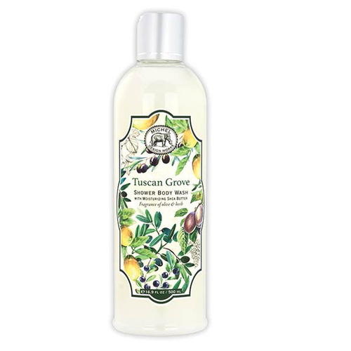 MDW Shower Body Wash - Tuscan Grove