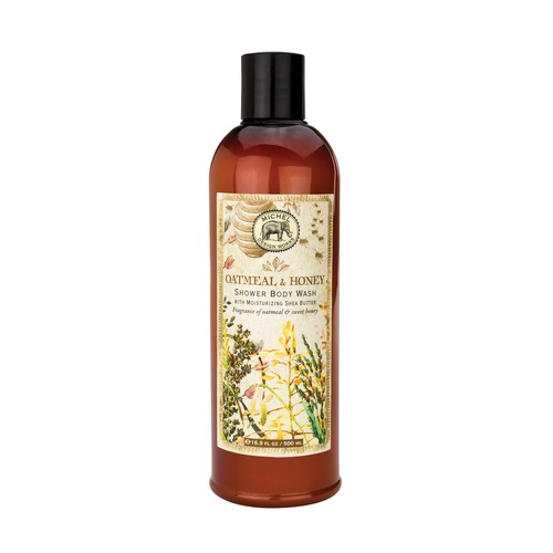 MDW Shower Body Wash - Oatmeal & Honey