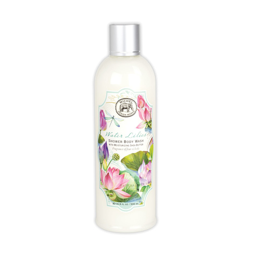 MDW Shower Body Wash - Water Lilies