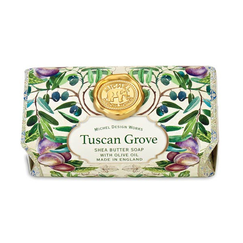 MDW Large Soap Bar - Tuscan Grove
