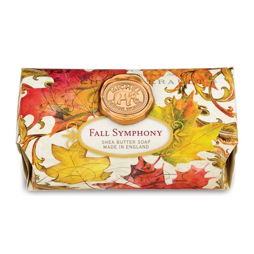 Michel Design Works Large Soap Bar - Fall Symphony
