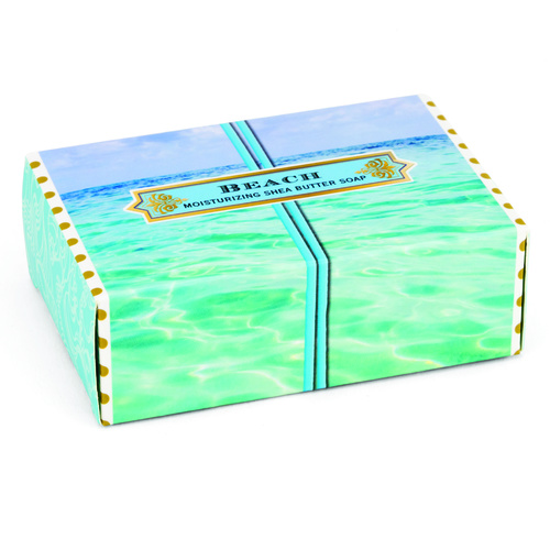 MDW Boxed Soap - Beach