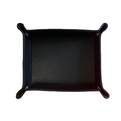 Tod London Small Faux Leather Tray