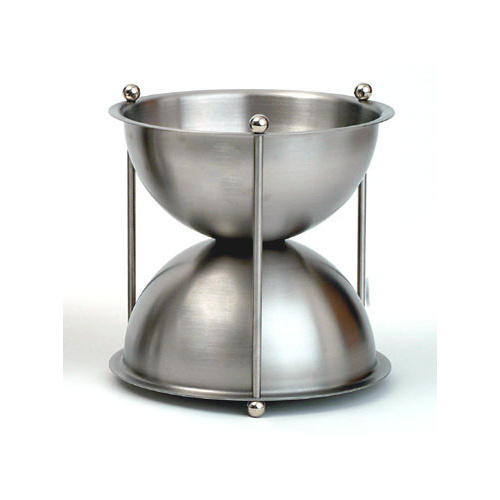 Oenocom Stainless Steel Spittoon - 2 Litre