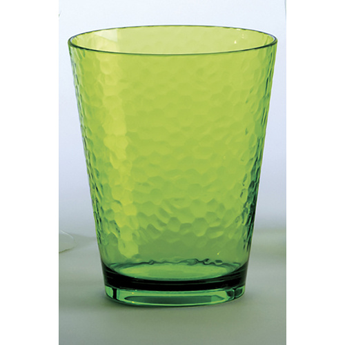 Certified International Set of 4 Green Picnic Glasses