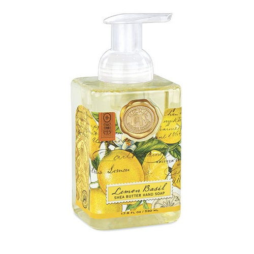 Michel Design Works Foaming Hand Soap - Lemon Basil