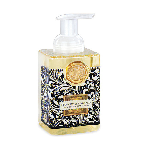 Michel Design Works Foaming Hand Soap - Honey & Almond