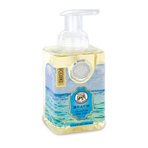 *Foaming Hand Soap Beach Michel Design Works