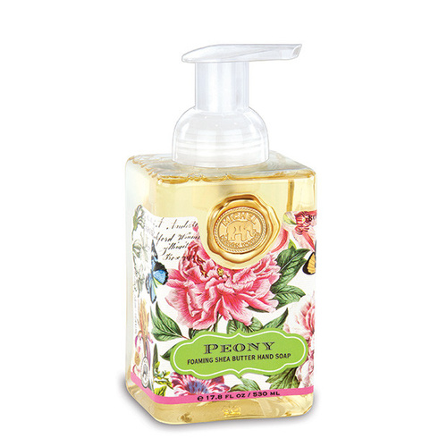 *Foaming Hand Soap Peony Michel Design Works