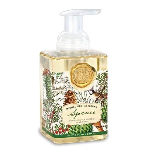 *Foaming Hand Soap Spruce Michel Design Works Spruce