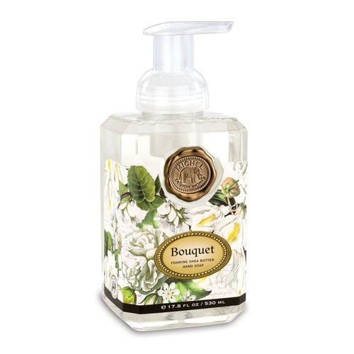 *Foaming Hand Soap Bouquet Michel Design Works