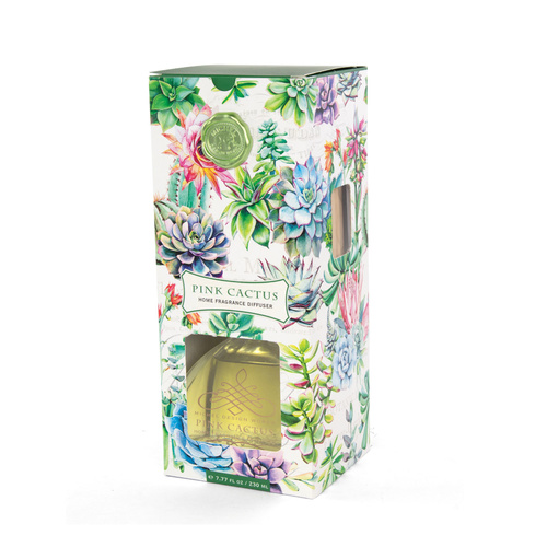 MDW Home Fragrance Diffuser - Pink Cactus