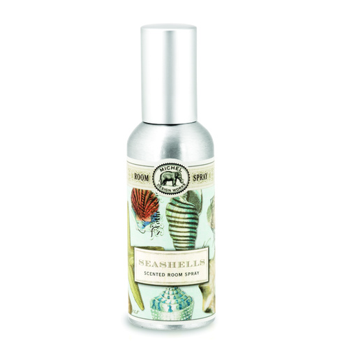 *Home Fragrance Spray Seashells Michel Design Works