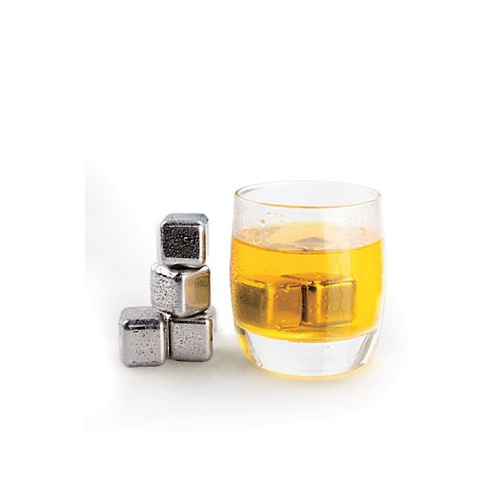 IL Cosa Whisky Cubes Set of 4 with Bag