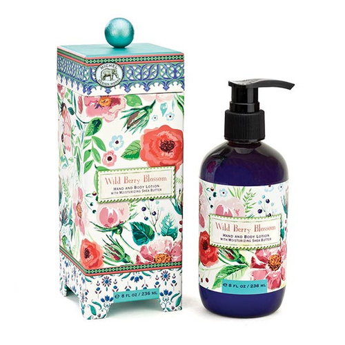 MDW Lotion Hand & Body - Wild Berry Blossom